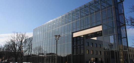 Projekt konstrukcyjny budynku Teatru Dramatycznego w Płocku