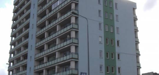 Projekt wielobranżowy budynku mieszkalno – usługowo – handlowego o dwóch poziomach garaży podziemnych i XII kondygnacjach nadziemnych w Płocku przy ul. Jachowicza 19 a – szkielet żelbetowy