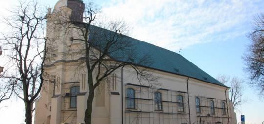 Projekt remontu i przebudowy zabytkowego kościoła Farnego św. Bartłomieja Apostoła w Płocku