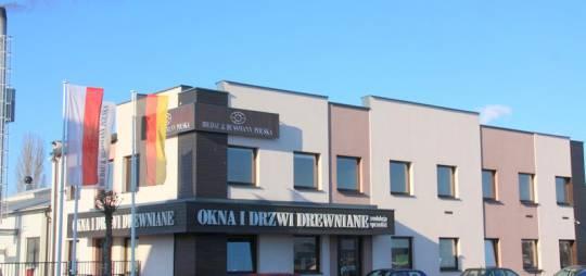 Wielobranżowe projekty rozbudowy Zakładu Produkcji Stolarki Okiennej i Drzwiowej BILDAU&BUSSMAN POLSKA w Płocku