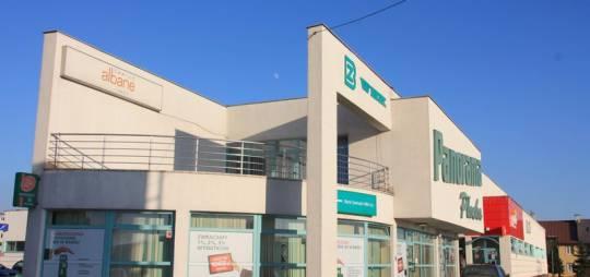 Projekt konstrukcyjny Centrum Handlowego PANORAMA w Płocku