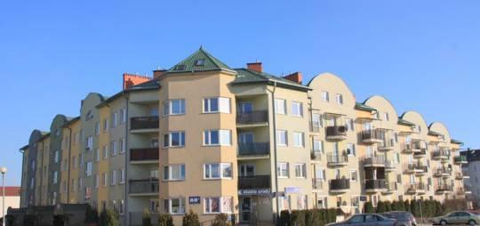 MULTI-BRANCH DESIGN A RESIDENTIAL BUILDING AT JANA PAWŁA II STREET.