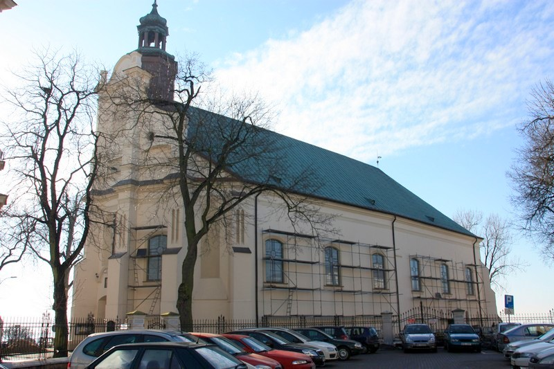 DESIGN OF RENOVATION AND RECONSTRUCTION OF THE HISTORICAL CHURCH OF ST. BARTHOLOMEW, THE APOSTLE IN PŁOCK